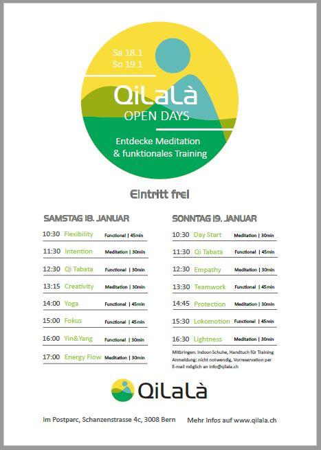 Flyer QiLaLà